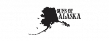 guns of alaska black logo