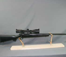 guns of alaska rifle